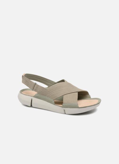 Sandali e scarpe aperte Clarks Tri Chloe Verde vedi dettaglio/paio