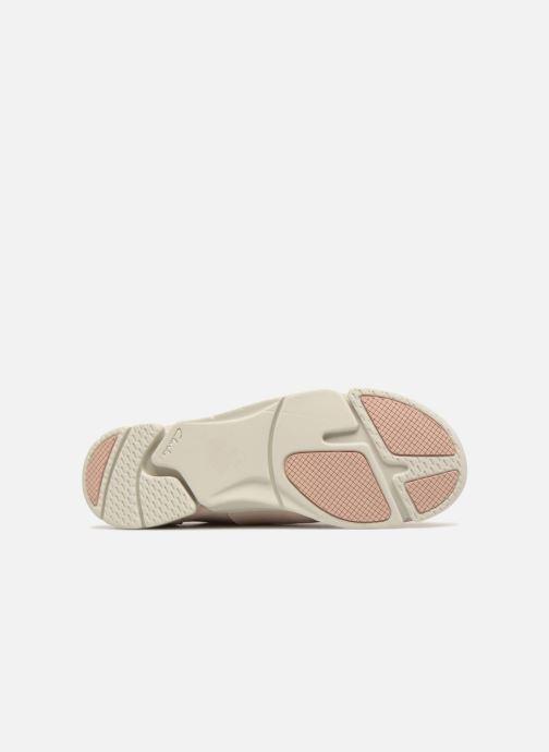 Sneakers Clarks Tri Caitlin Beige boven