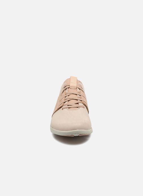 Sneakers Clarks Tri Caitlin Beige bild av skorna på