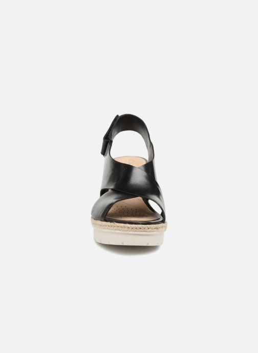 Clarks Palm Glow (schwarz) - Sandalen Sandalen Sandalen bei Más cómodo 2fbd41