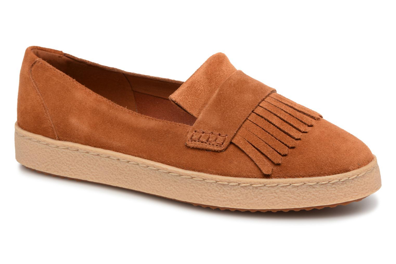 Zapatos de mujer baratos zapatos de mujer  Clarks Mocasines Lillia Lottie (Marrón) - Mocasines Clarks en Más cómodo 4101d7