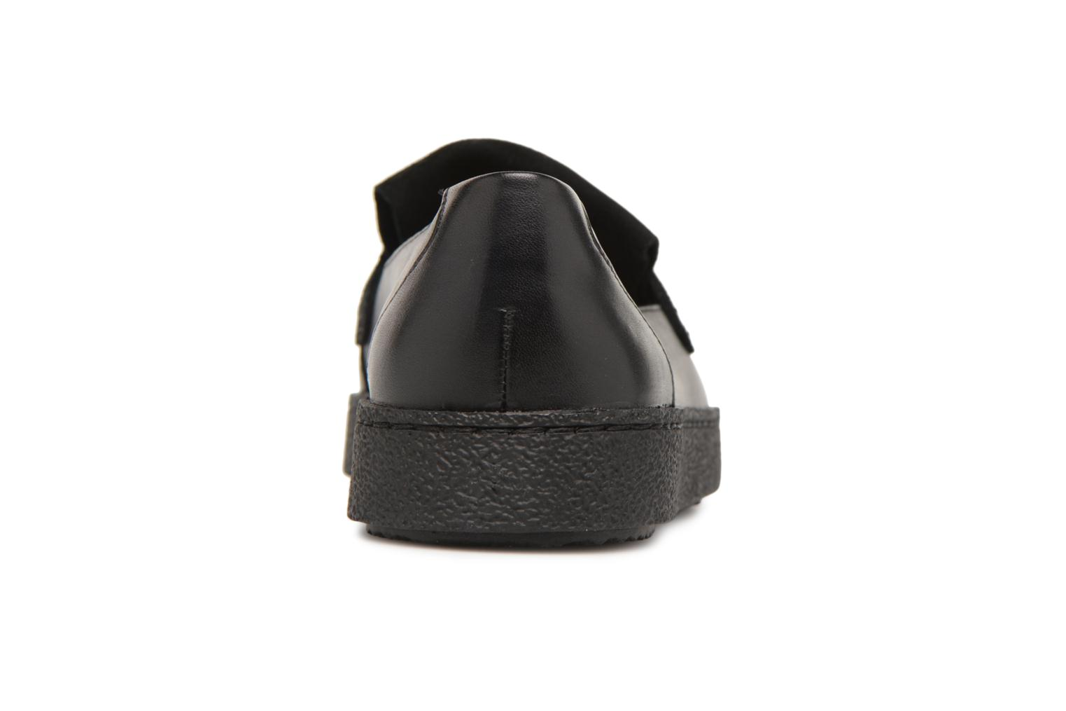 Loafers Clarks Lillia Lottie Black view from the right