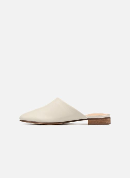 Wedges Clarks Pure Blush Wit voorkant