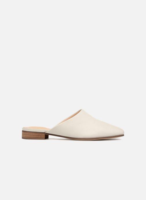 Wedges Clarks Pure Blush Wit achterkant