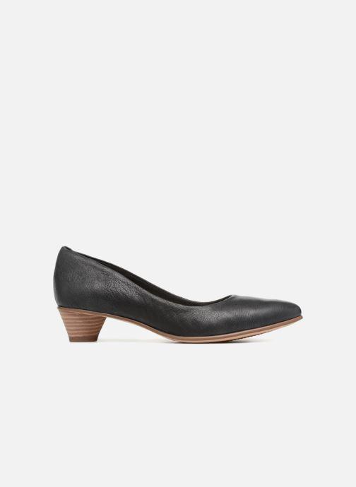 Zapatos de tacón Clarks Mena Bloom Negro vistra trasera
