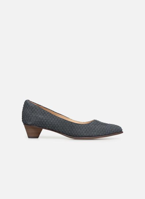 Zapatos de tacón Clarks Mena Bloom Azul vistra trasera