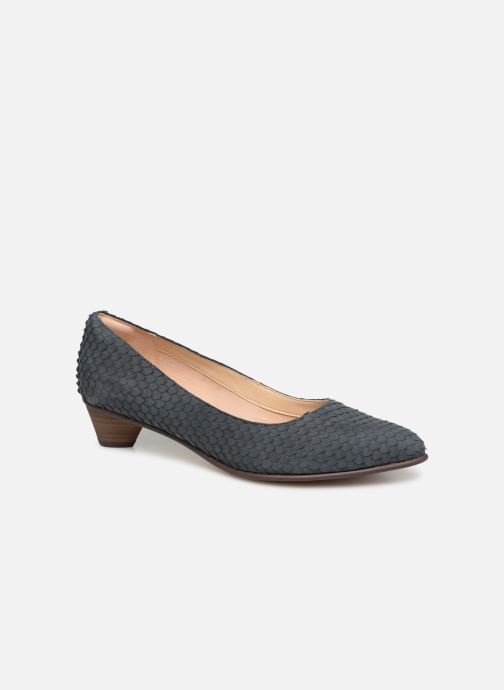 High heels Clarks Mena Bloom Blue detailed view/ Pair view