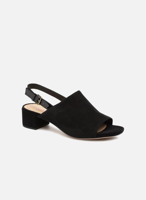 Sandaler Clarks Orabella Ivy Sort detaljeret billede af skoene