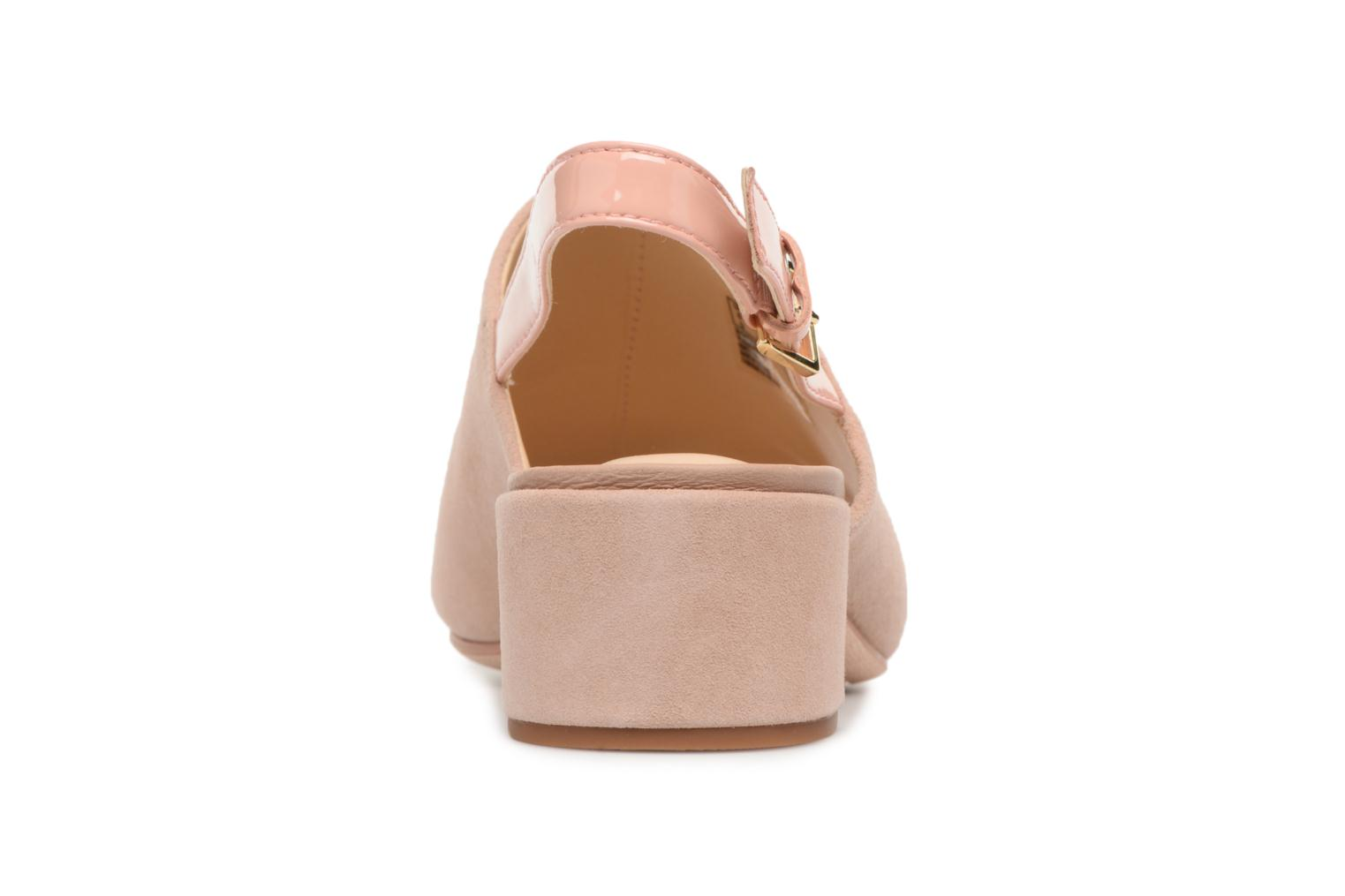 Sandals Clarks Orabella Ivy Beige view from the right