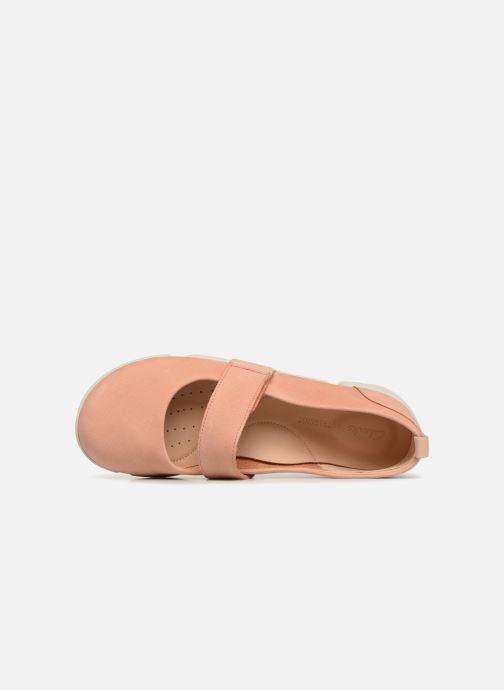 Clarks Tri Carrie (rosa) - Ballerinas YTOG2DiU