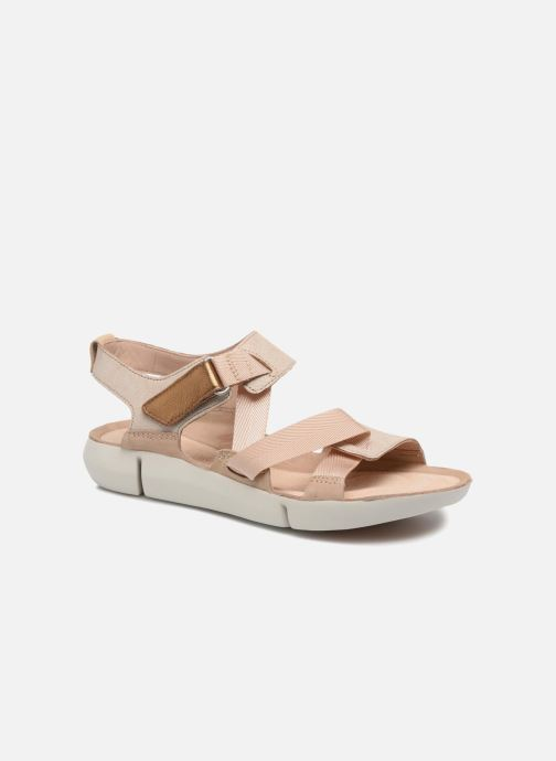 12a6c0854 Clarks Tri Clover (Pink) - Sandals chez Sarenza (320066)