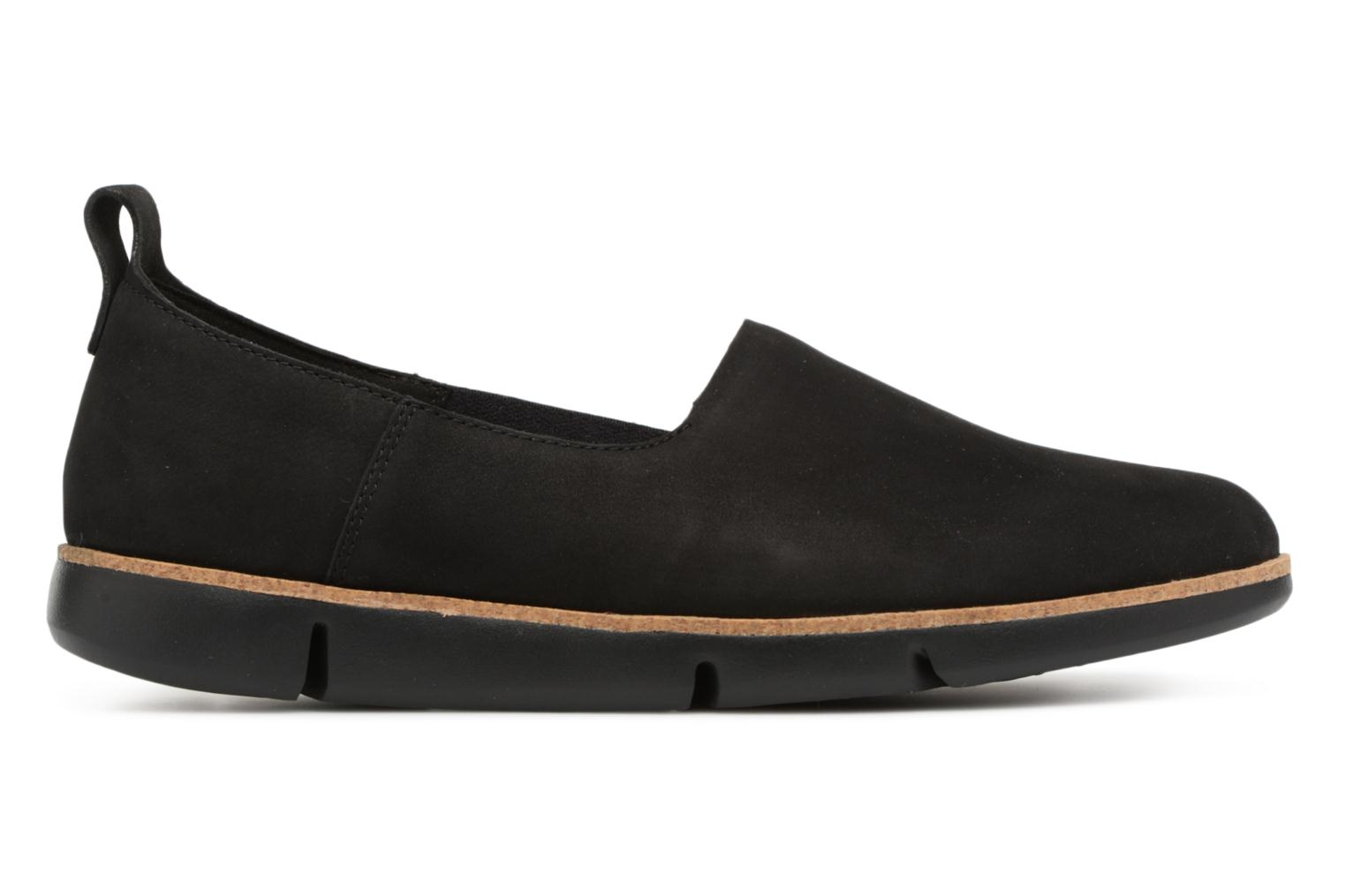 Trainers Clarks Tri Curve Black back view