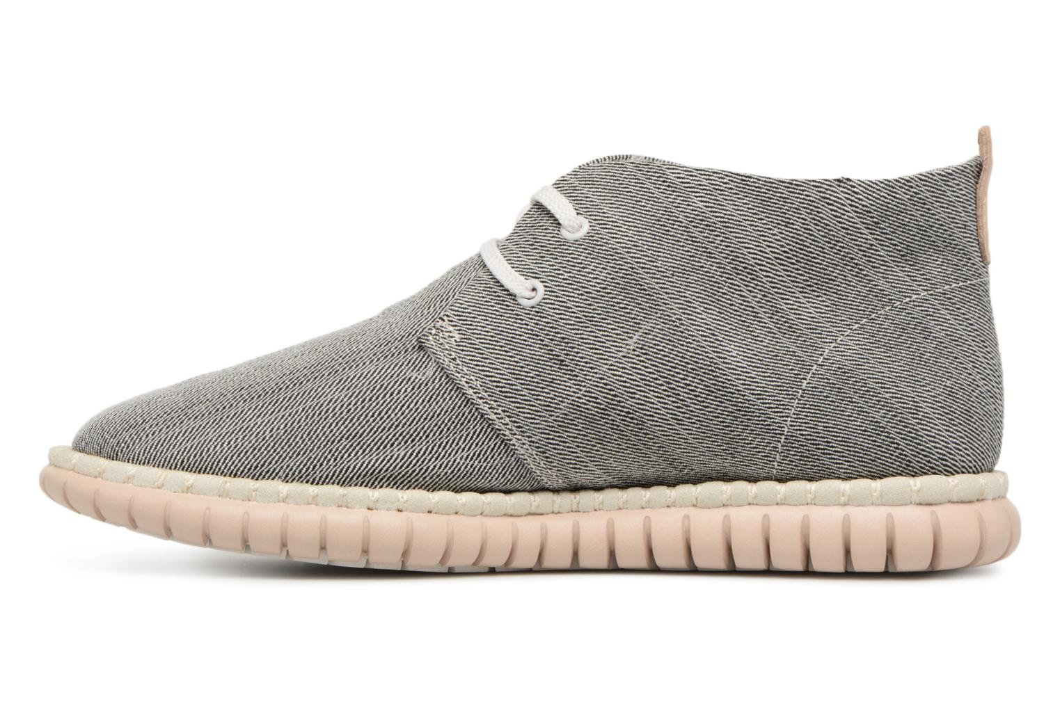 Lace-up shoes Clarks MZT Liberty Grey front view
