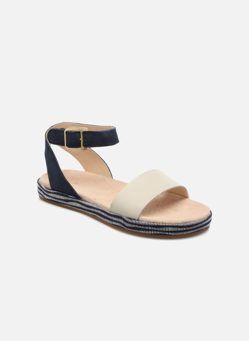 schöne Schuhe USA billig verkaufen 100% authentifiziert Clarks Botanic Ivy (Bleu) - Sandales et nu-pieds chez ...