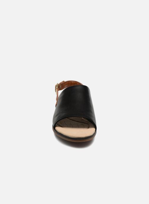 Sandaler Clarks Bay Jasmine Sort se skoene på