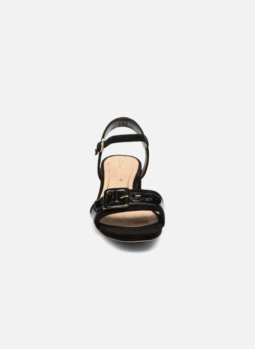 Shine Orabella 320097 Sandalen schwarz Clarks p5WxqBB