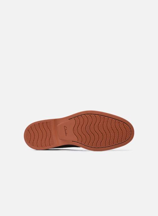 Zapatos con cordones Clarks Atticus Lace Marrón vista de arriba