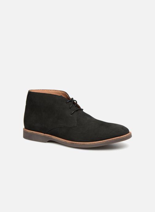 Boots en enkellaarsjes Clarks Atticus Limit Zwart detail