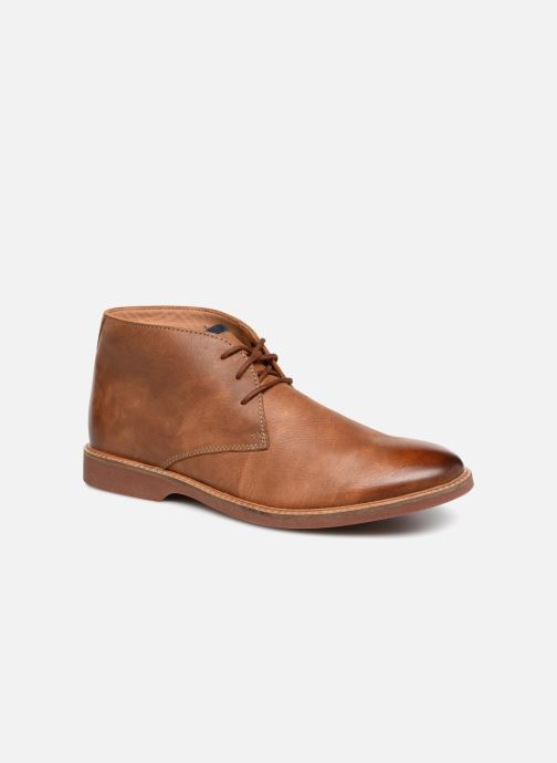 Bottines et boots Clarks Atticus Limit Marron vue détail/paire