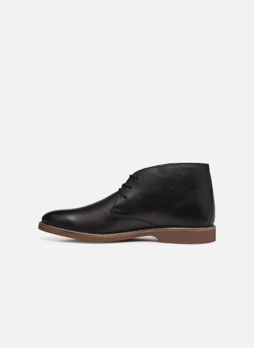 Bottines et boots Clarks Atticus Limit Noir vue face