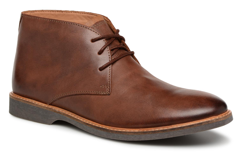 Boots Atticus Sarenza Clarks Limit 339056 marron Et Bottines Chez ZXq6Pn6xHw