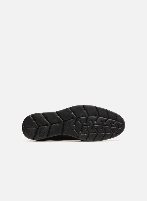 Zapatos con cordones Clarks Vennor Vibe Negro vista de arriba
