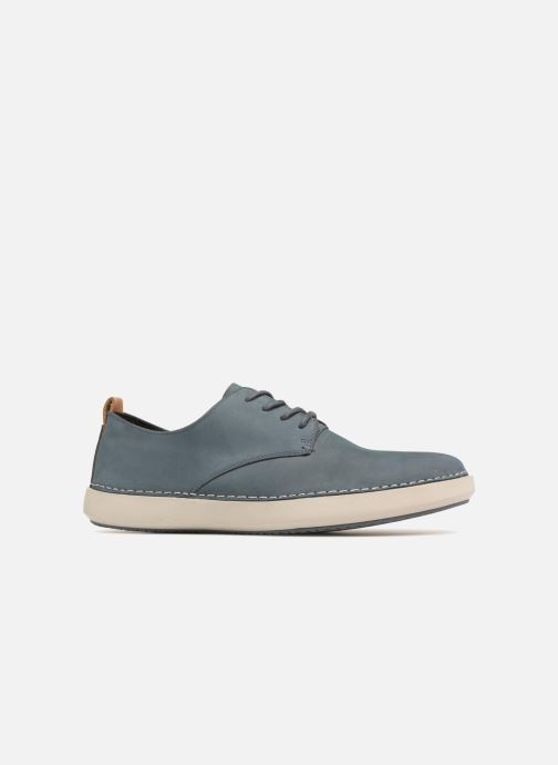 Trainers Clarks Komuter Walk Blue back view