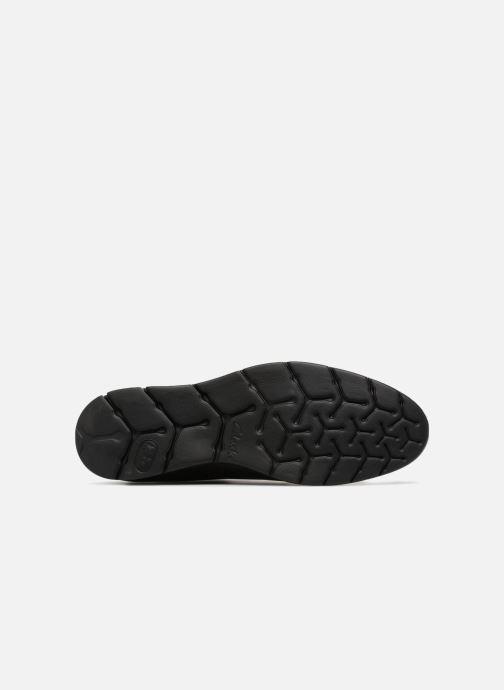 Chaussures à lacets Clarks Vennor Walk Noir vue haut