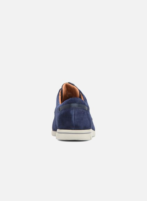 Chaussures Suede Clarks Walk À Navy Vennor Lacets 7bYIfv6gym