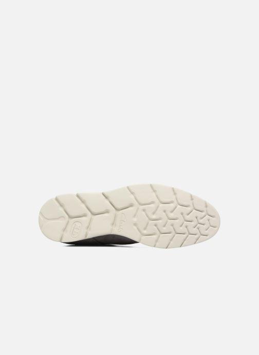 Zapatos con cordones Clarks Vennor Walk Gris vista de arriba