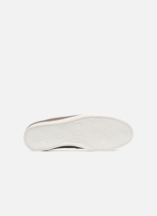 Sneakers Clarks Kessell Craft Grijs boven
