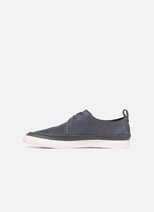 Trainers Clarks Kessell Craft Blue front view