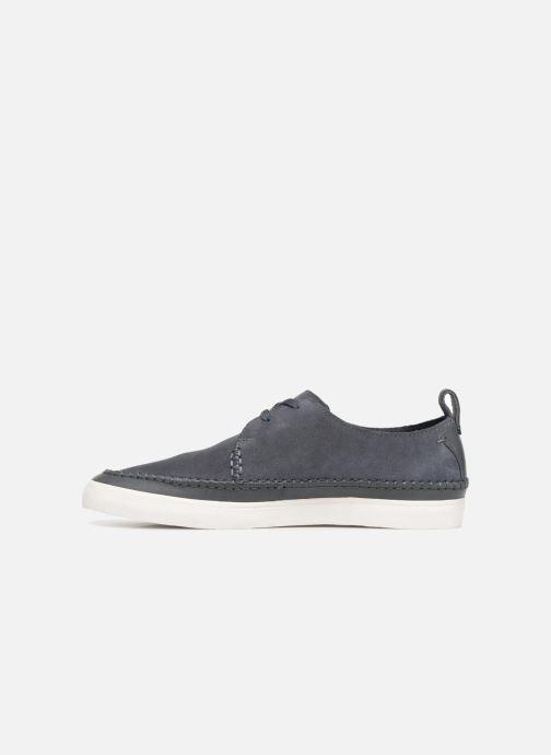 Sneakers Clarks Kessell Craft Blauw voorkant