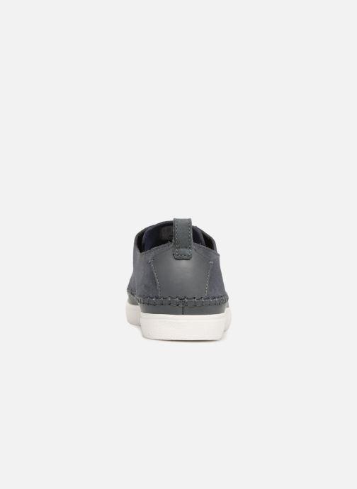 Sneakers Clarks Kessell Craft Blauw rechts