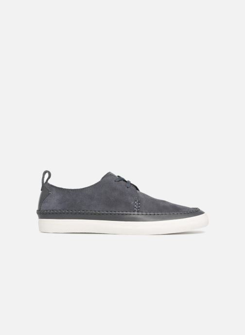 Trainers Clarks Kessell Craft Blue back view