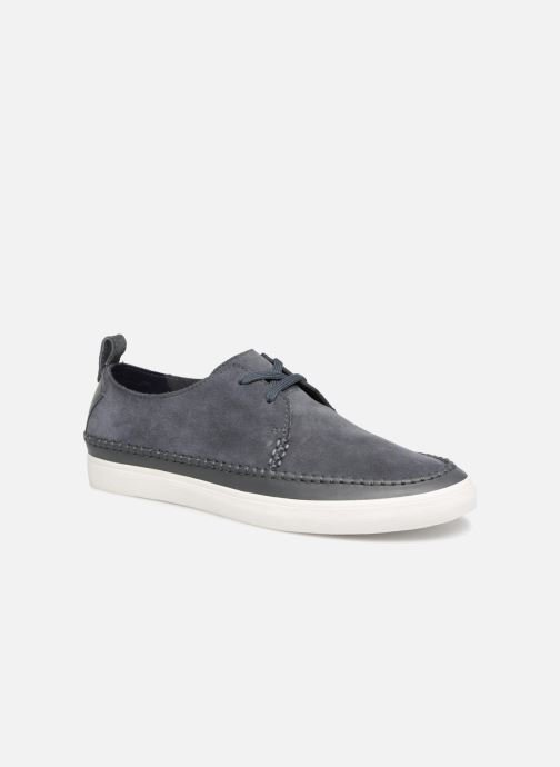 Trainers Clarks Kessell Craft Blue detailed view/ Pair view