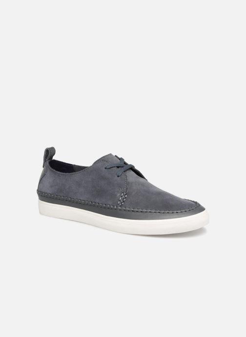 Sneakers Clarks Kessell Craft Blauw detail