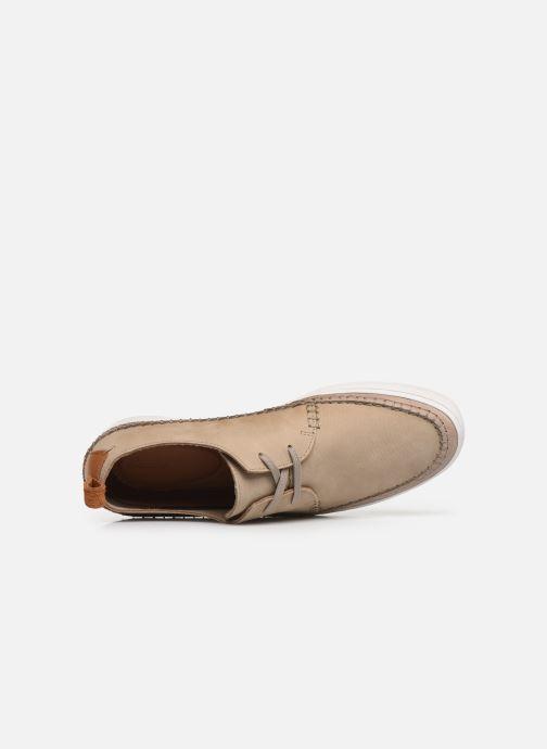 Sneakers Clarks Kessell Craft Beige links