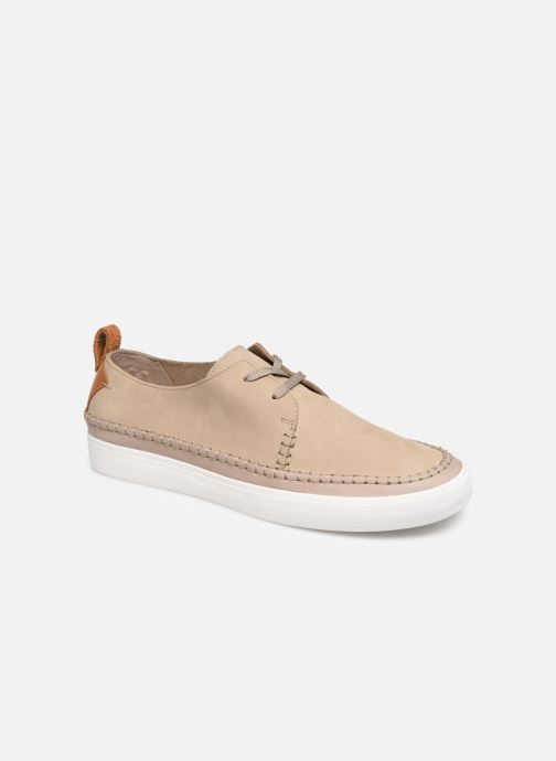 Trainers Clarks Kessell Craft Beige detailed view/ Pair view