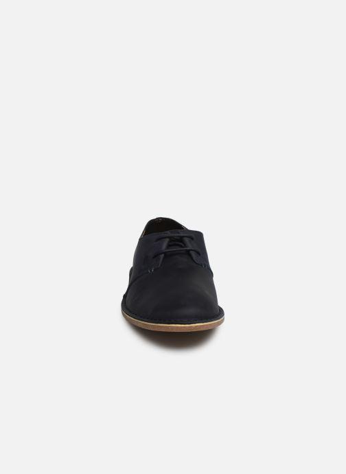 Snøresko Clarks Baltimore Lace Blå se skoene på