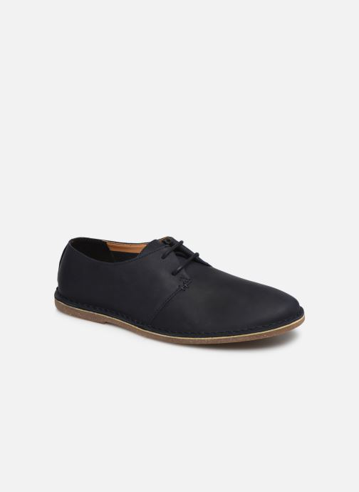 Chaussures à lacets Clarks Baltimore Lace Bleu vue détail/paire