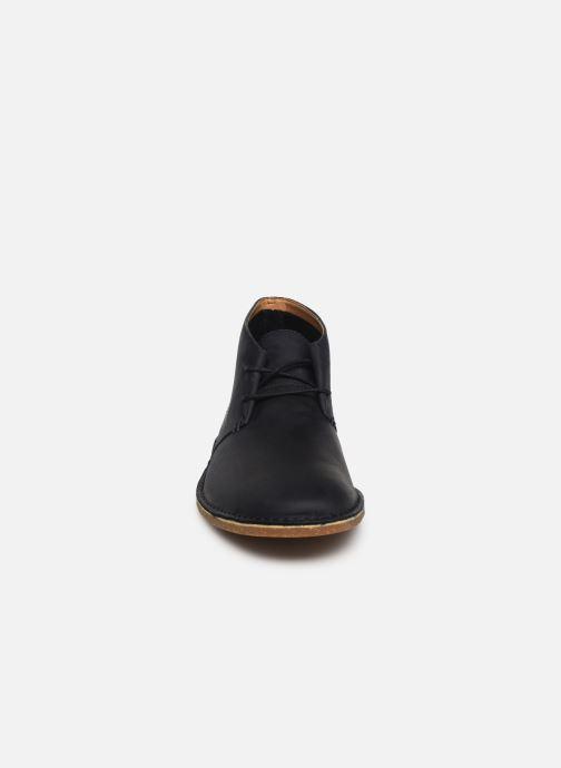 Boots en enkellaarsjes Clarks Baltimore Mid Blauw model