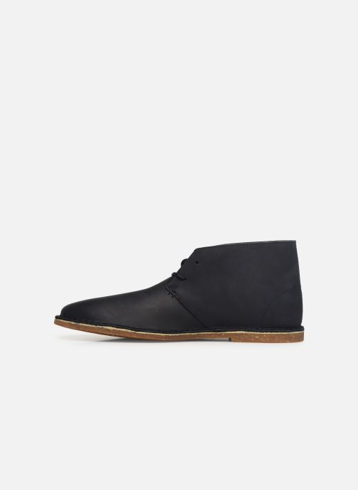 Ankle boots Clarks Baltimore Mid Blue front view
