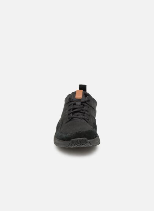 Baskets Clarks TriActive Run Noir vue portées chaussures