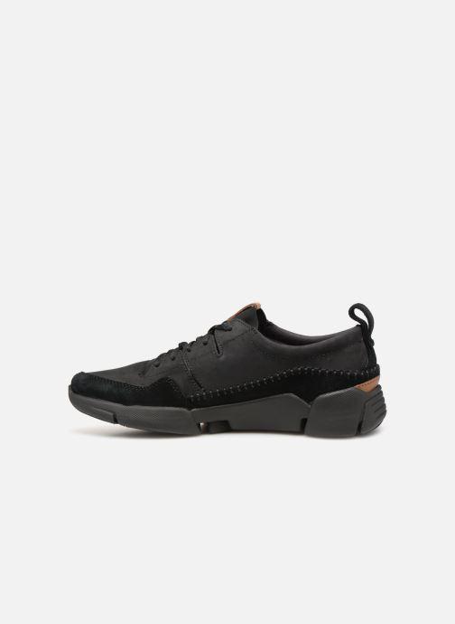 Sneakers Clarks TriActive Run Zwart voorkant