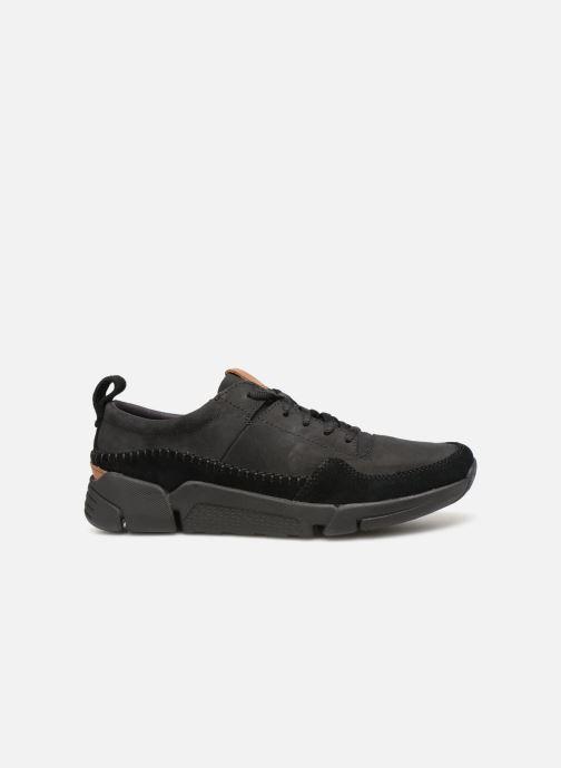 Sneakers Clarks TriActive Run Zwart achterkant
