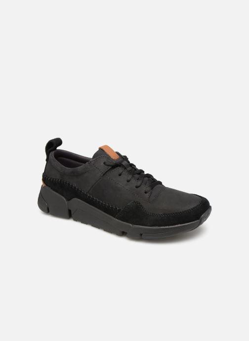 Sneakers Clarks TriActive Run Zwart detail