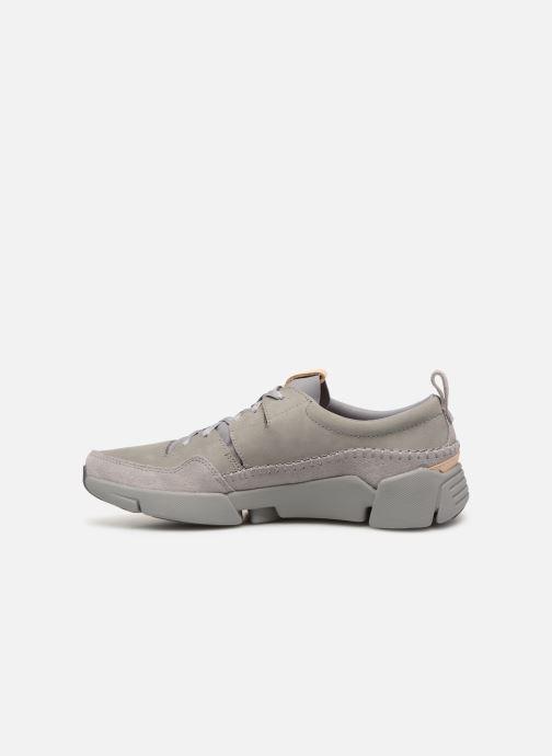 Sneakers Clarks TriActive Run Grijs voorkant