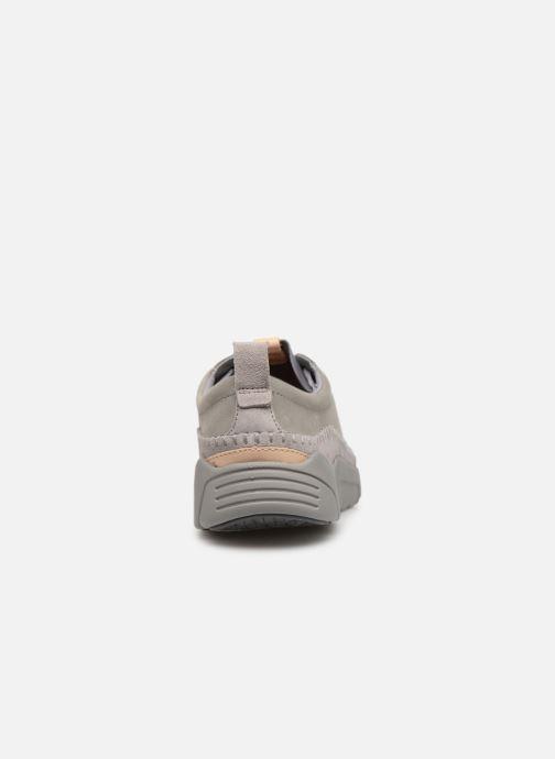Sneakers Clarks TriActive Run Grijs rechts