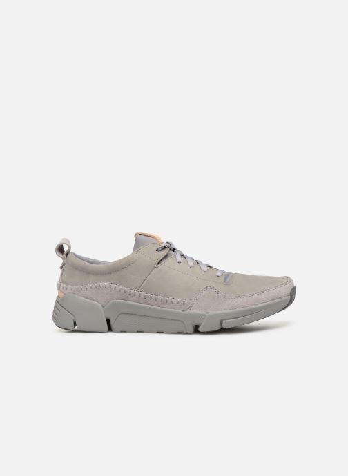 Sneakers Clarks TriActive Run Grijs achterkant